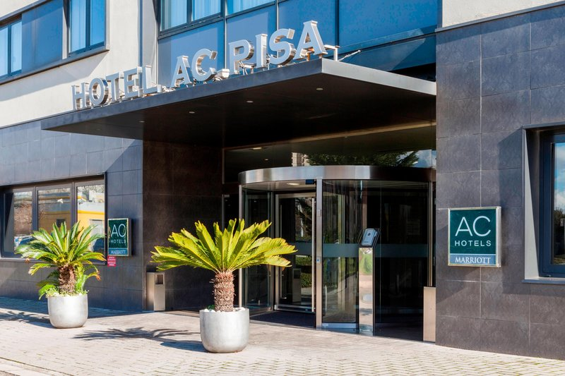 AC Hotel Pisa-Entrance<br/>Image from Leonardo