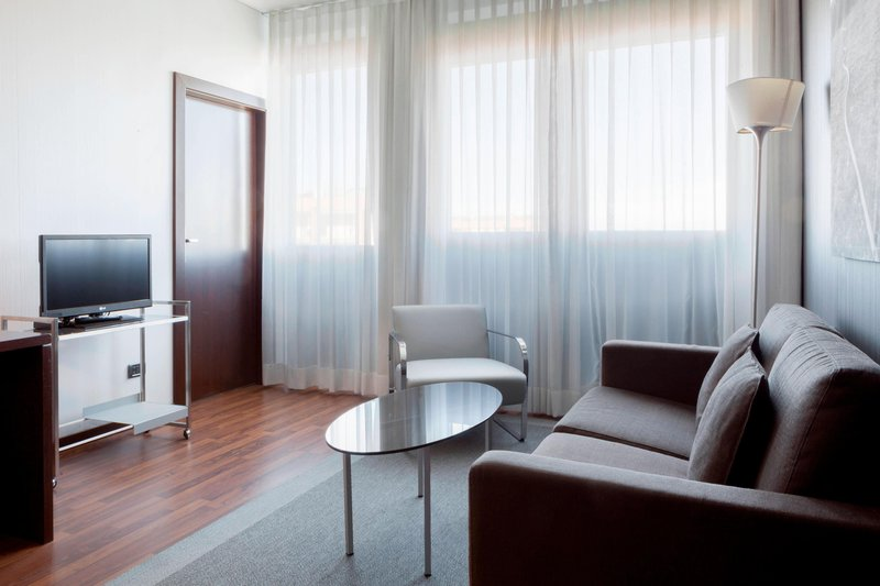 AC Hotel Pisa-Family Suite – Living Room<br/>Image from Leonardo