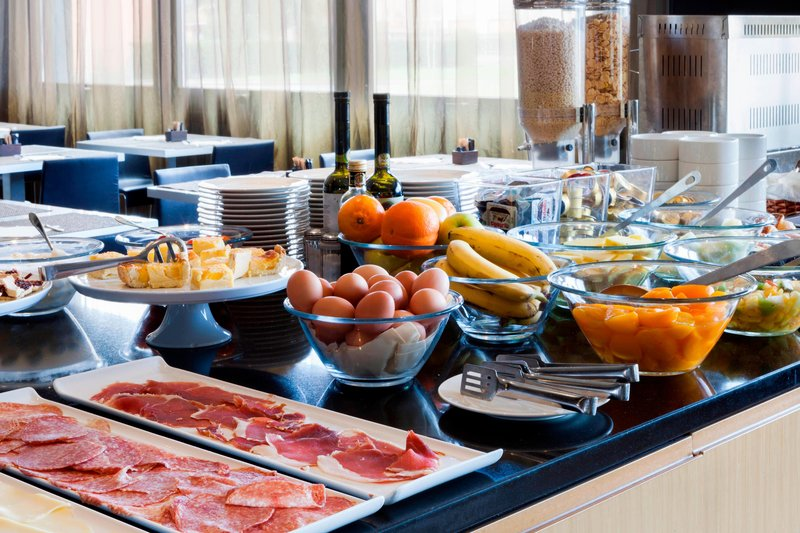 AC Hotel Pisa-Breakfast Buffet<br/>Image from Leonardo