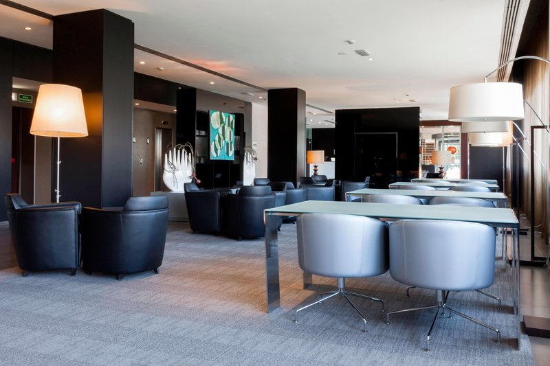 AC Hotel Pisa-AC Lounge – Sitting Area<br/>Image from Leonardo