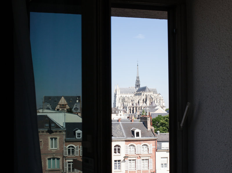 Mercure Amiens Cathedrale Hotel-View from Room<br/>Image from Leonardo