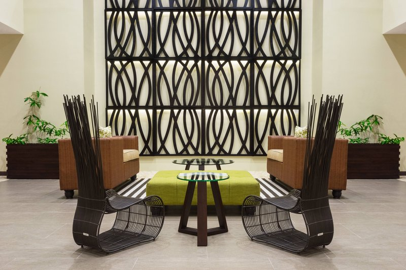 Courtyard by Marriott Kingston-Lobby Décor<br/>Image from Leonardo