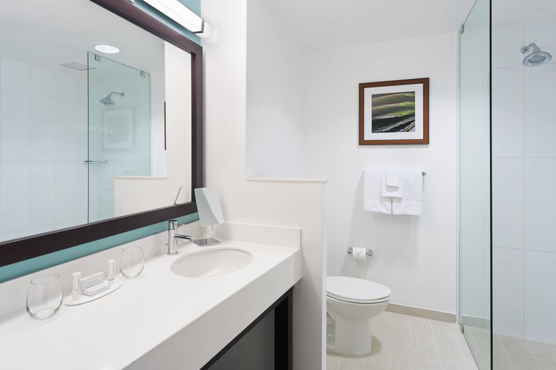 Courtyard by Marriott Kingston-Guest Bathroom<br/>Image from Leonardo