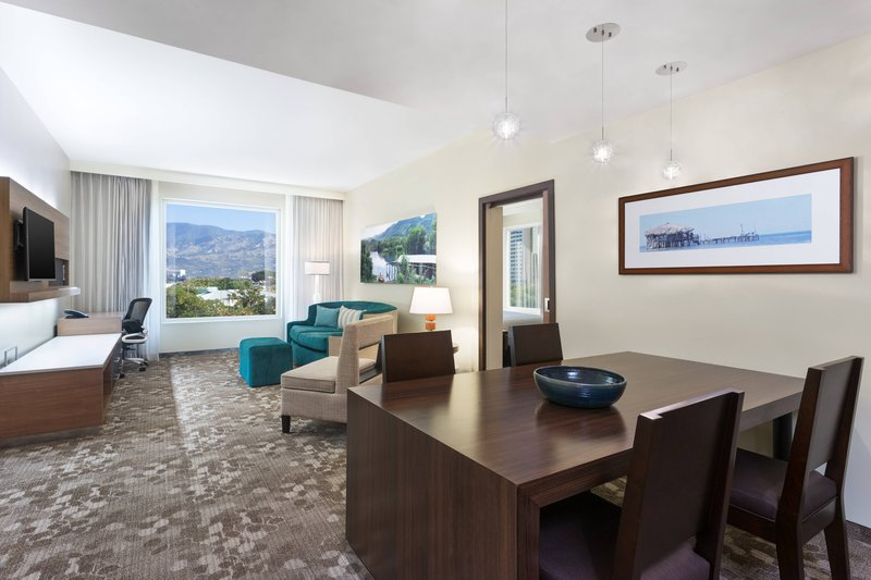 Courtyard by Marriott Kingston-King Suite - Living and Dining Area<br/>Image from Leonardo