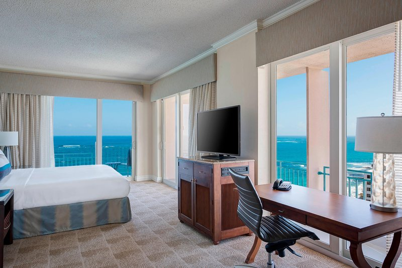 Marriott San Juan Resort - Corner Ocean Front <br/>Image from Leonardo