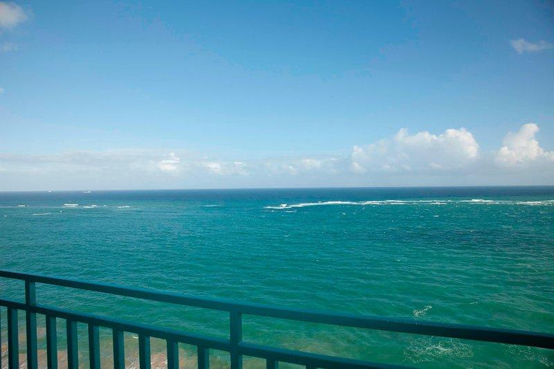 Marriott San Juan Resort - Ocean Front View <br/>Image from Leonardo