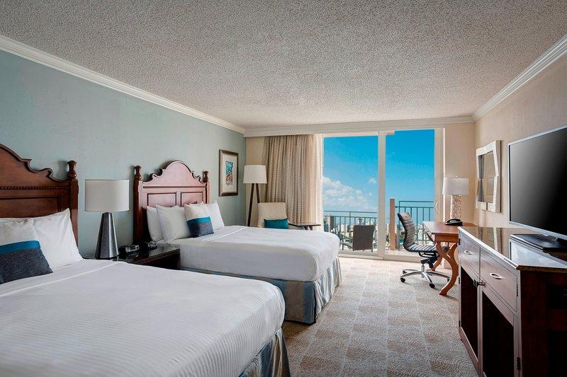 Marriott San Juan Resort - Double/Double Guest Room - City View <br/>Image from Leonardo