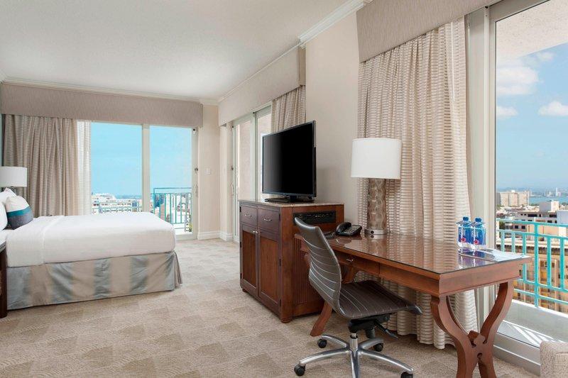 Marriott San Juan Resort - Corner City View <br/>Image from Leonardo