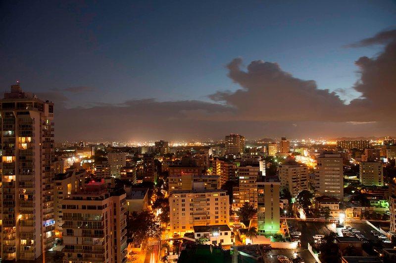 Marriott San Juan Resort - City View <br/>Image from Leonardo