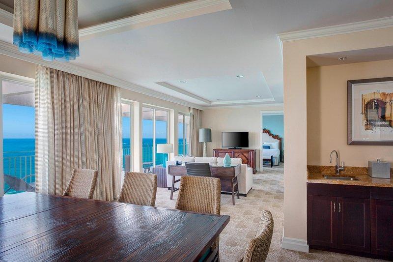 Marriott San Juan Resort - Vice Presidential Suite - Living Room <br/>Image from Leonardo