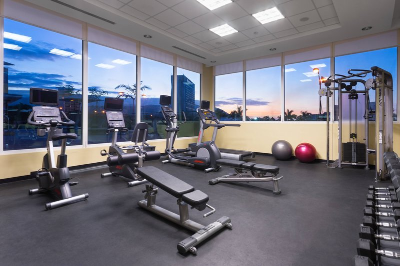 Courtyard by Marriott Kingston-Fitness Center<br/>Image from Leonardo