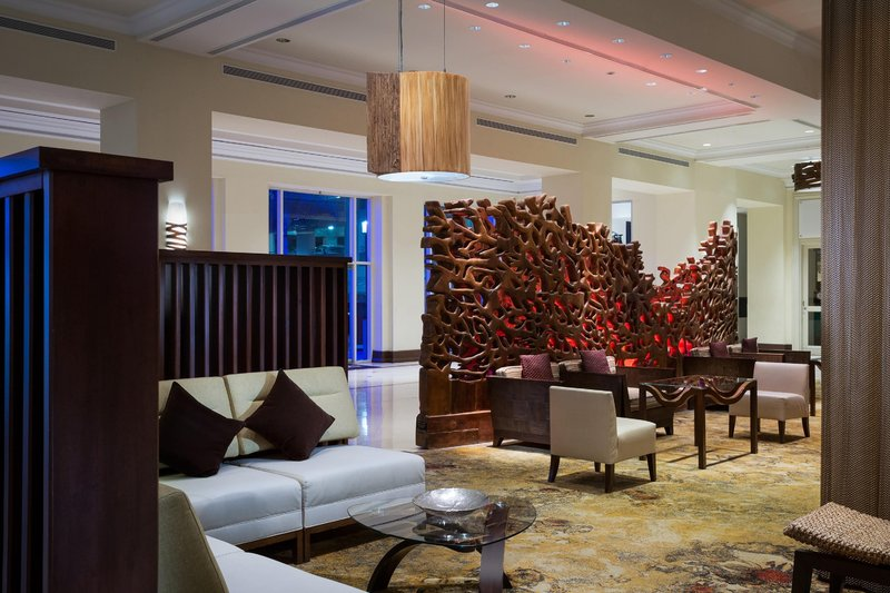 Marriott San Juan Resort - Red Coral Lounge <br/>Image from Leonardo