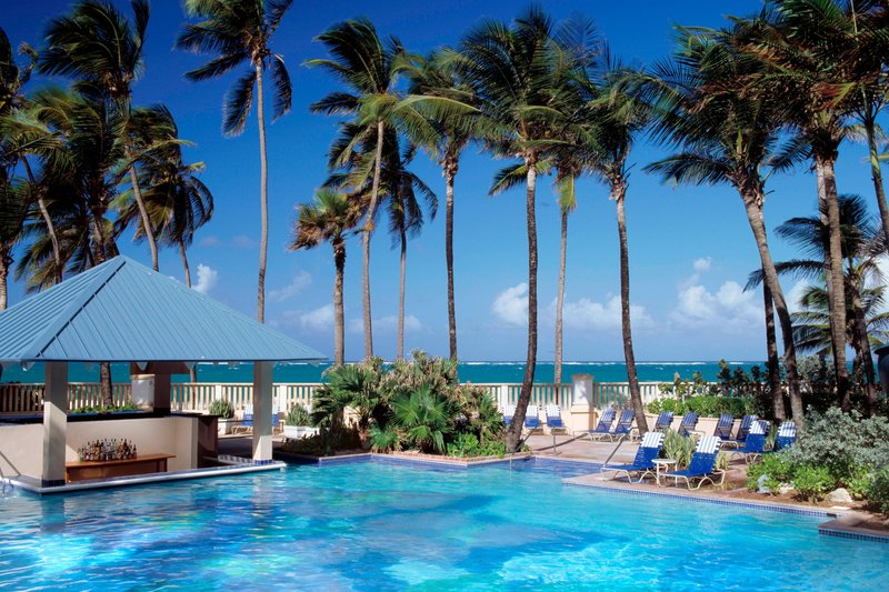 Marriott San Juan Resort - Outdoor Pools <br/>Image from Leonardo