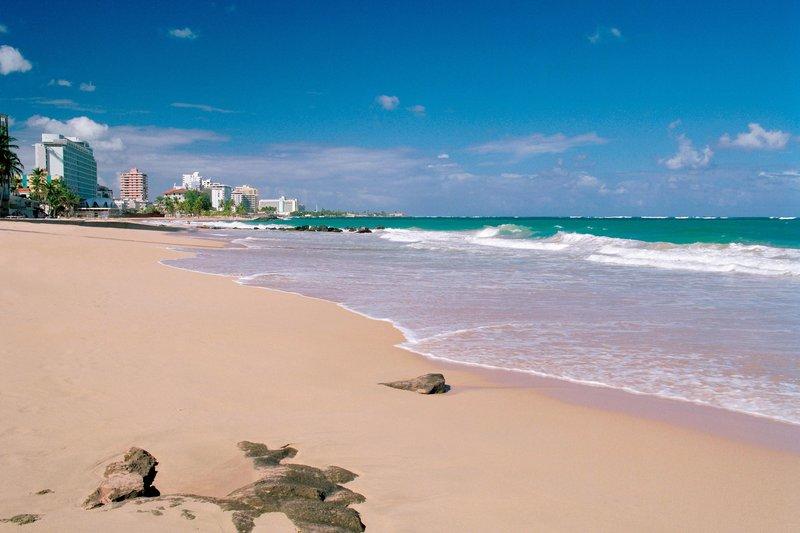 Marriott San Juan Resort - Condado Beach <br/>Image from Leonardo