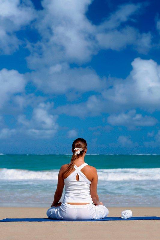 Marriott San Juan Resort - Yoga <br/>Image from Leonardo