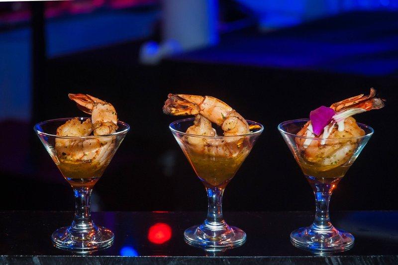 Marriott San Juan Resort - Hors d'oeuvres <br/>Image from Leonardo