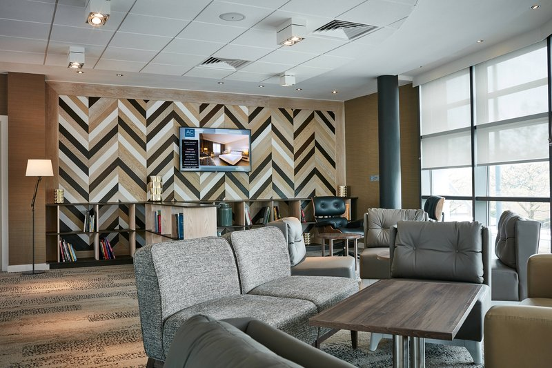 AC Hotel by Marriott Manchester Salford Quays-Library<br/>Image from Leonardo