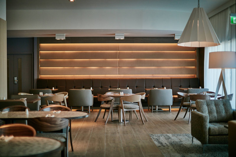 AC Hotel by Marriott Manchester Salford Quays-AC Kitchen<br/>Image from Leonardo