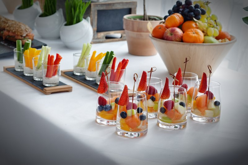 Holiday Inn Berlin Centre Alexanderplatz-Fresh fruit for an energising coffee break during meetings.<br/>Image from Leonardo