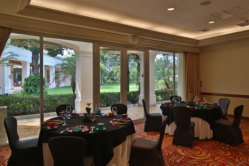 Intercontinental San Salvador - Metrocentro Mall-Hold your next social event in one of our Banquet room.<br/>Image from Leonardo