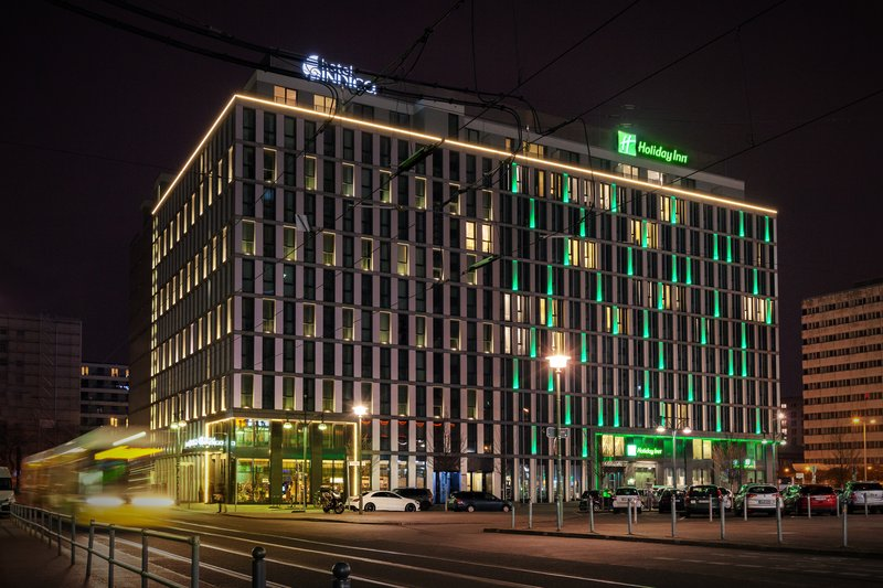 Holiday Inn Berlin Centre Alexanderplatz-Holiday Inn, in the heart of cosmopolitan Mitte's buzzy nightlife.<br/>Image from Leonardo