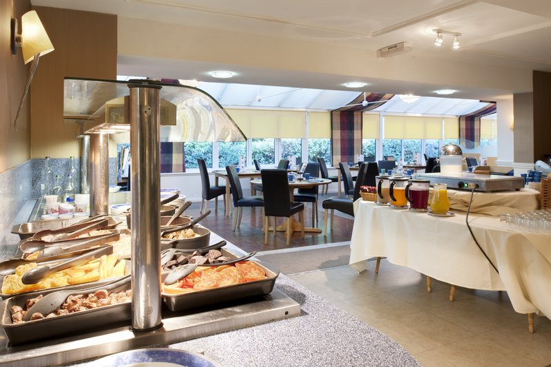 Holiday Inn A55 Chester West-Breakfast Buffet<br/>Image from Leonardo