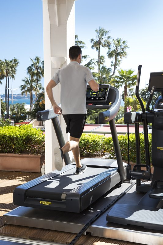 Hotel Majestic Barriere-Fitness Center<br/>Image from Leonardo