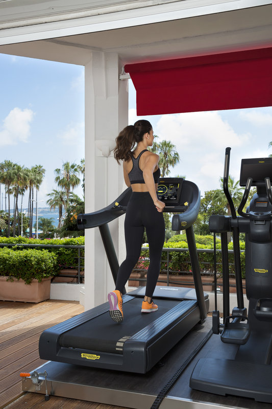 Hotel Barriere Le Majestic-Fitness Center<br/>Image from Leonardo