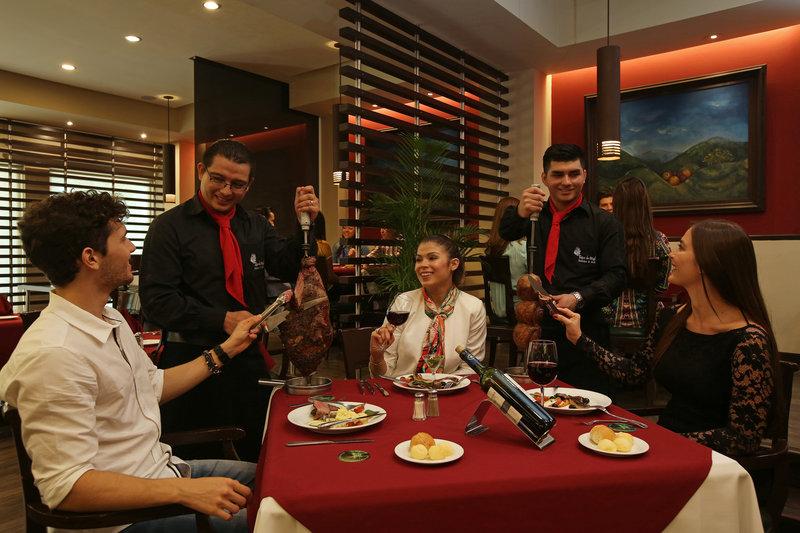 Intercontinental San Salvador - Metrocentro Mall-Restaurant<br/>Image from Leonardo