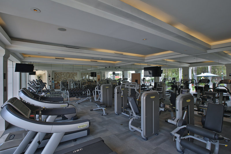Intercontinental San Salvador - Metrocentro Mall-Work up a sweat in the Fitness Center.<br/>Image from Leonardo