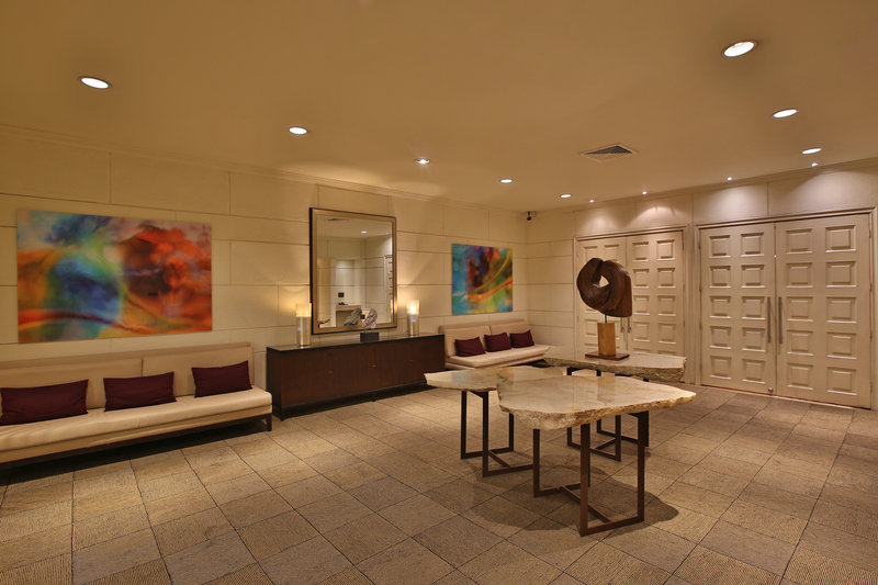 Intercontinental San Salvador - Metrocentro Mall-Our Pre-Function room is buzzing at break times.<br/>Image from Leonardo