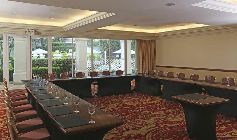 Intercontinental San Salvador - Metrocentro Mall-Meeting Room<br/>Image from Leonardo