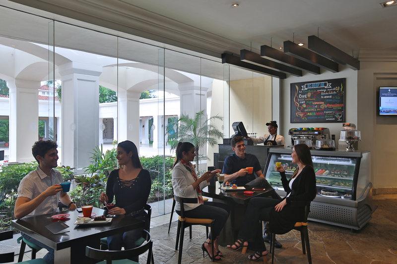 Intercontinental San Salvador - Metrocentro Mall-Coffee Corner<br/>Image from Leonardo