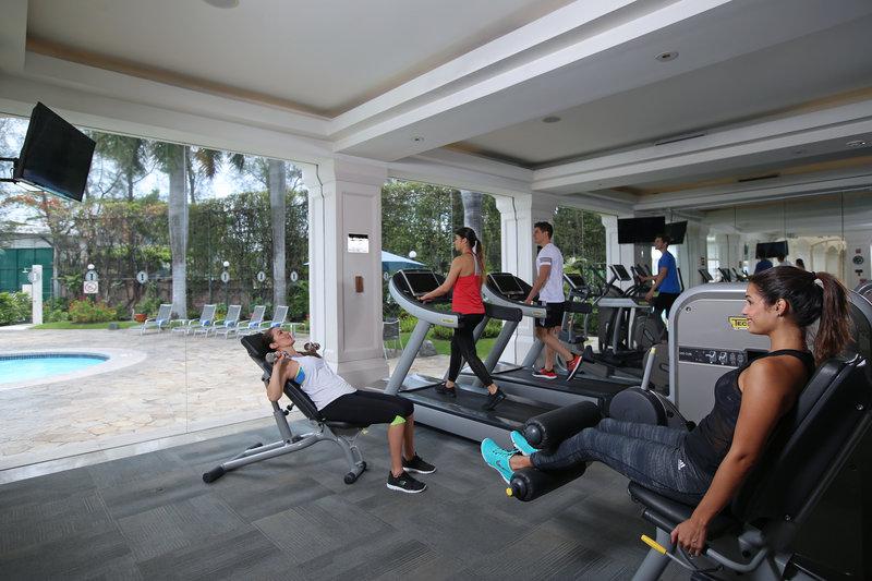 Intercontinental San Salvador - Metrocentro Mall-Gym<br/>Image from Leonardo