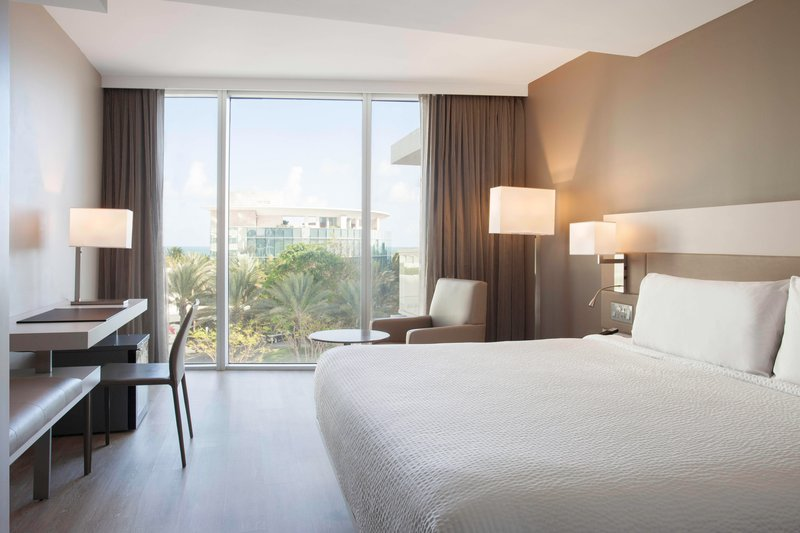 AC Hotel Miami Beach-King Ocean View - Guest Room<br/>Image from Leonardo