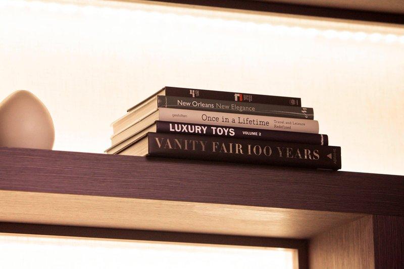 AC Hotel Miami Beach-AC Library Details<br/>Image from Leonardo