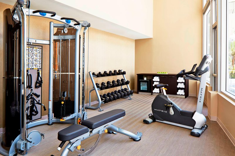 AC Hotel Miami Beach-Fitness Center<br/>Image from Leonardo
