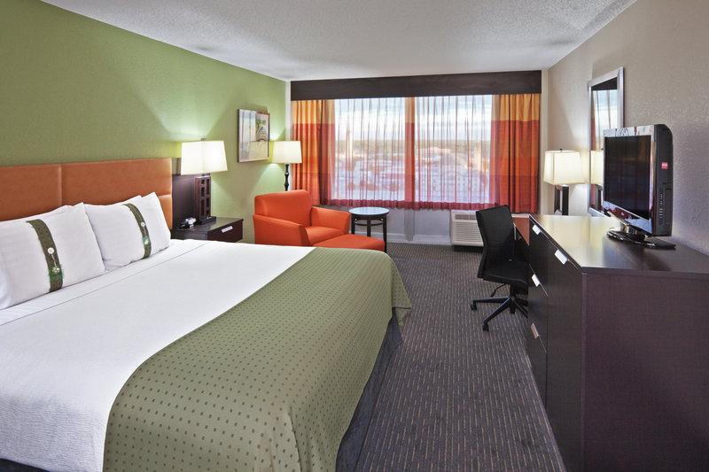 Holiday Inn Tulsa City Center-King Bed Guest Room<br/>Image from Leonardo