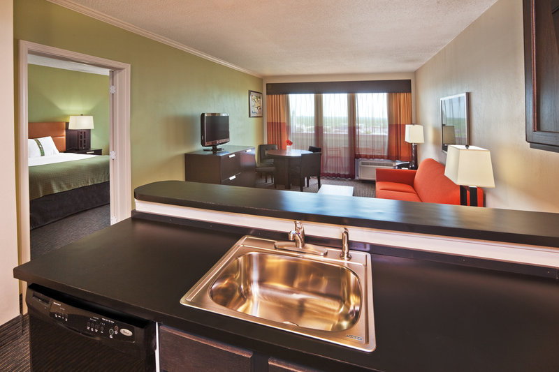 Holiday Inn Tulsa City Center-Kitchen Suite<br/>Image from Leonardo