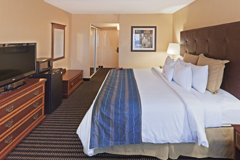 Crowne Plaza Dallas Downtown-King Bed Guest Room<br/>Image from Leonardo