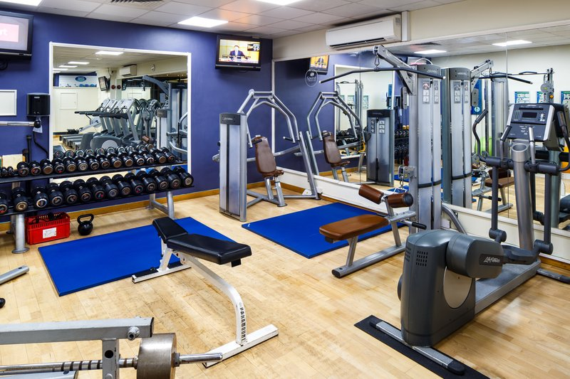 Holiday Inn Brentwood M25, Jct.28-Fitness Center<br/>Image from Leonardo