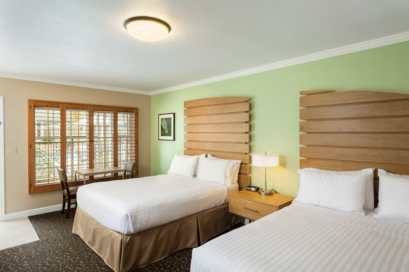 Holiday Inn Express & Suites La Jolla - Beach Area-Enjoy our spacious and newly renovated 2 bed guest rooms<br/>Image from Leonardo