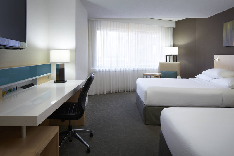 Delta Hotels by Marriott Quebec-Standard Double/Double Guest Room<br/>Image from Leonardo