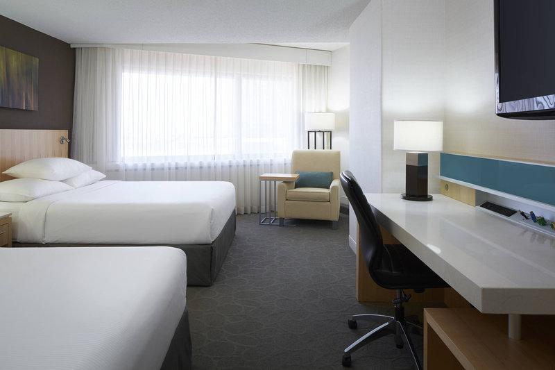 Delta Hotels by Marriott Quebec-Queen/Queen Guest Room<br/>Image from Leonardo
