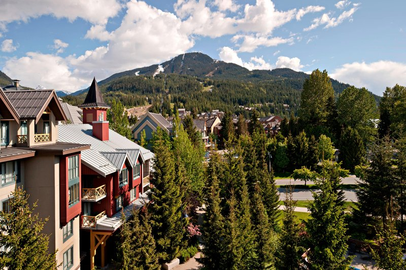 Delta Whistler Village Suites-Exterior<br/>Image from Leonardo