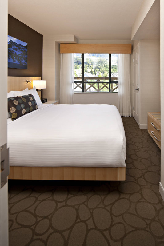 Delta Whistler Village Suites-Two-Bedroom Suite - Bedroom<br/>Image from Leonardo