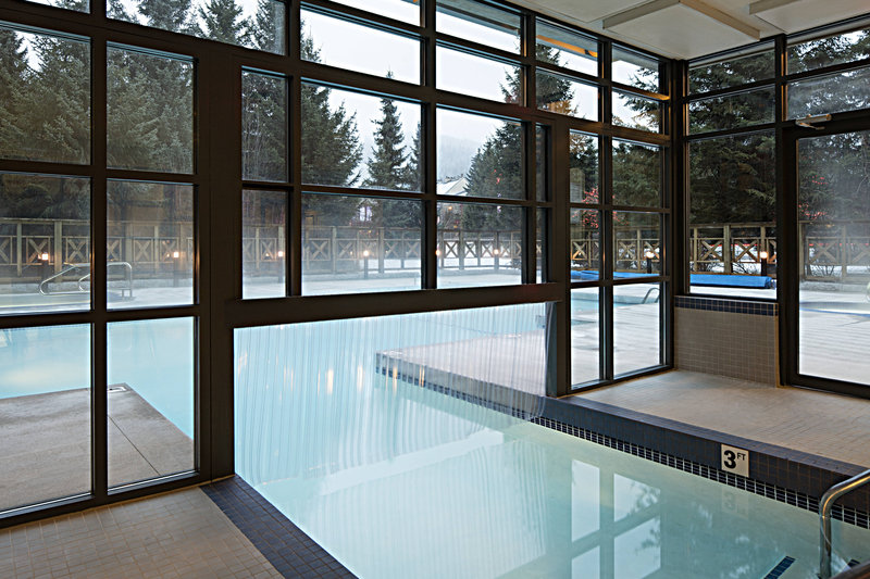 Delta Whistler Village Suites-Indoor/Outdoor Pool<br/>Image from Leonardo