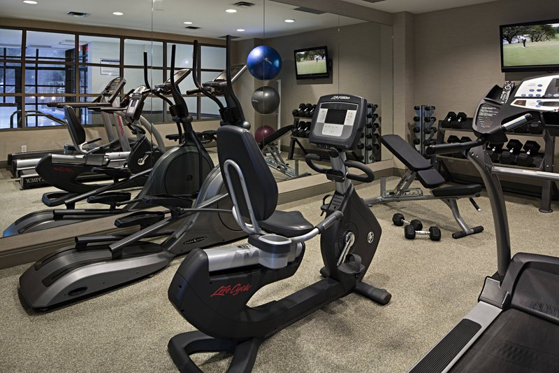 Delta Whistler Village Suites-Fitness Center<br/>Image from Leonardo