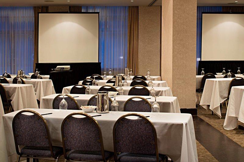 Delta Hotels By Marriott Whistler Village Suites-WhiskyJack AB - Classroom Setup<br/>Image from Leonardo
