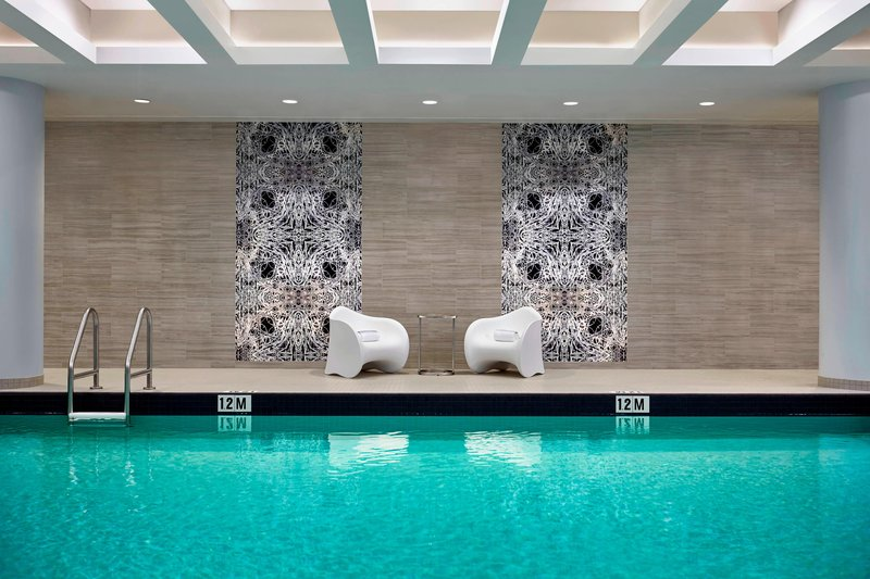 Delta Hotel Calgary Airport In-Terminal-Indoor Pool<br/>Image from Leonardo